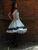 Petticoatkleid 50er Blumentraum & handgefertigt mit Rückensmok