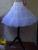 Petticoat Tüll Unterrock weiß und doppellagig