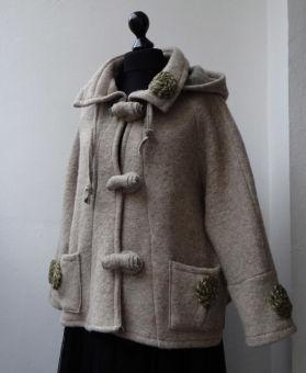 Lagenlook mantel