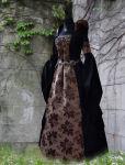 "Blätter Mittelalter Kleid ""Magali"" mit..."