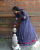 "Ballkleid ""Violetta"" Abendkleid & Rosenstulpen Gr. 44-46"