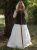 Schildmaid Kleid Samt Wams Gürtel Schildmaidwams