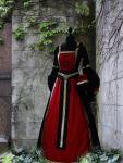 """Mittelalterkleid """"Thorgard"""" Kapuze &..."""