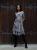Romantik Kleid Volants 36-40