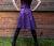 Taftkleid Stickerei Romantik Kleid Rottöne