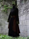 Mittelaltergewand Unterkleid & Rock komplett Gewand